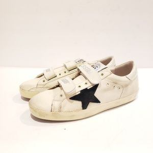 Golden Goose sneakers sized 35
